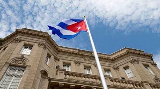 La bandera cubana vuelve a ondear en Washington tras 54 años de ausencia