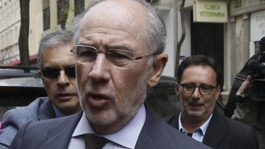 Confirmada la fianza de 18 millones de Rato por 'indicios suficientes' de que cometió fraude y blanqueo