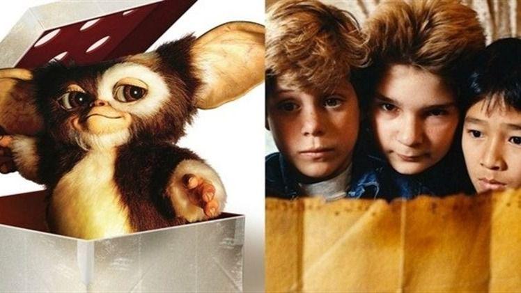 Vuelve el cine de los 80: 'Los Goonies' y 'Los Gremlins' reaparecerán en la gran pantalla