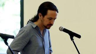 Pablo Iglesias se vende como la soluci�n para el independentismo.... si gobierna Podemos