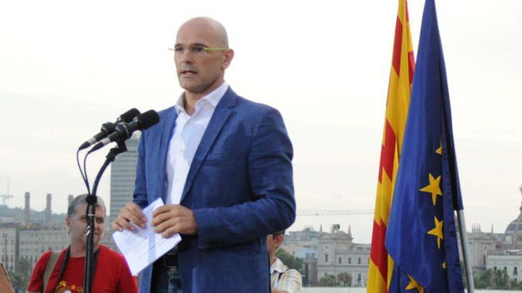 Romeva se niega a ser un hombre de paja: 'El acuerdo de la lista única no dice que el presidente será Mas'