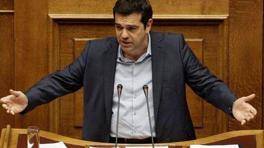 Otro triunfo de Tsipras: el Parlamento griego le autoriza a negociar el tercer rescate