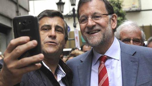 Rajoy, exultante con los datos de la EPA,