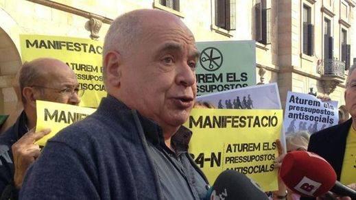 La lista única de izquierdas, la principal rival de Artur Mas, elige al activista Lluís Rabell como cabeza de cartel