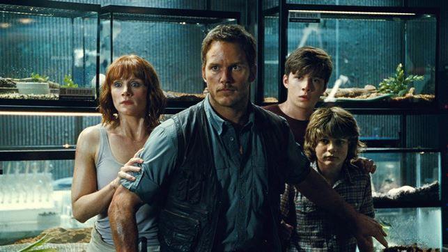 La secuela de Jurassic World se estrenará en 2018