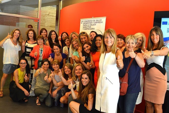 Se celebró con éxito de convocatoria la 2ª edición del Women 360º Congress