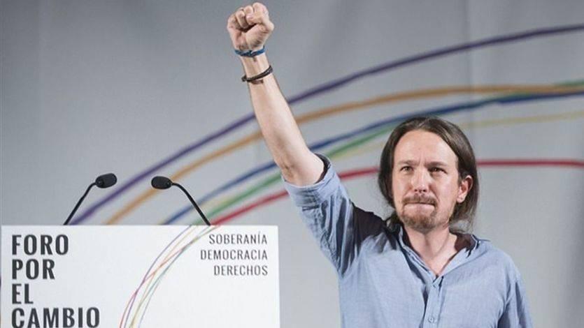 El rey Pablo: Iglesias reinará en Podemos tras arrasar en unas primarias en las que casi nadie votó