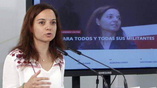 Sara Hernández, nueva líder del PSM: el aparato oficialista se impone en la votación