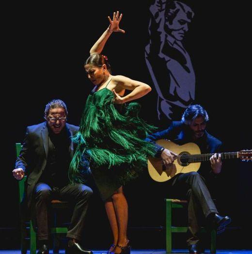 'Voces', el nuevo espectáculo de Sara Baras, broche de oro al Festival Madgarden