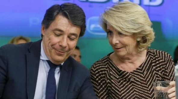 Podemos propone que Aguirre y Gonz�lez comparezcan en la comisi�n sobre la deuda de Madrid