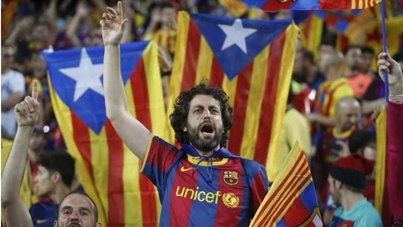 El Barça recurre la sanción 'inaceptable e injusta' por la pitada al himno, que fue 'el reflejo de un sentimiento'