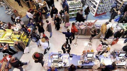 Un brote verde auténtico: se dispara el índice de confianza de los consumidores