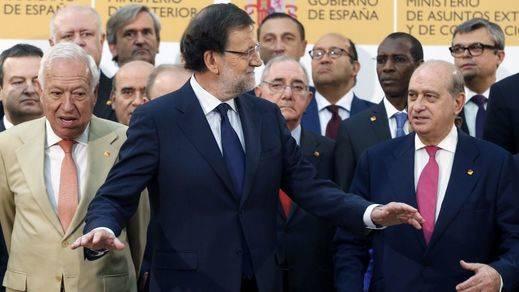 Rajoy dice que se puede vencer el terrorismo pero que nadie está