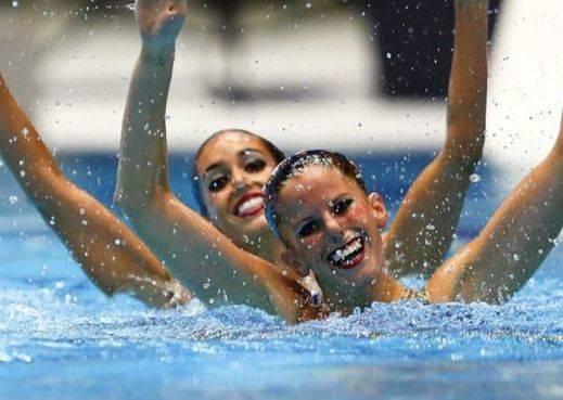 La sincronizada se hunde: Ona y Paula se alejan del podio en el Mundial