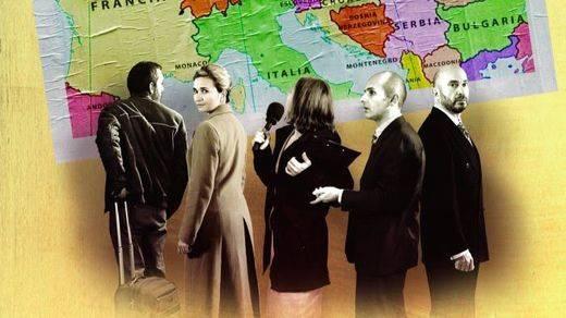 Aparece un nuevo país llamado España... en una surrealista obra en el Teatro del Barrio