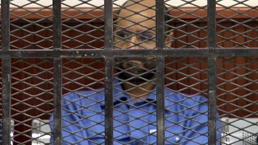 Un tribunal libio condena a muerte al hijo mayor de Gadafi