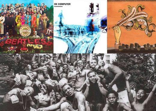 El disco como obra de arte: La vuelta del disco conceptual