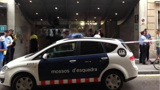 Un tiroteo en plena Rambla de Barcelona causa dos heridos