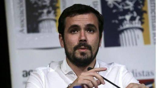 Garzón avanza las claves del proyecto de unidad popular: democracia, soberanía y derechos humanos