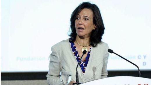 El Santander bate récord: con 3.426 millones se dispara un 24% el el beneficio del primer semestre