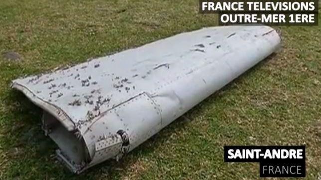 Malasia ve 'casi seguro' que los restos de un avión encontrados son los del desaparecido MH370