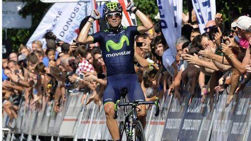 No hay descanso para Valverde: busca revalidar su triunfo en San Sebastián