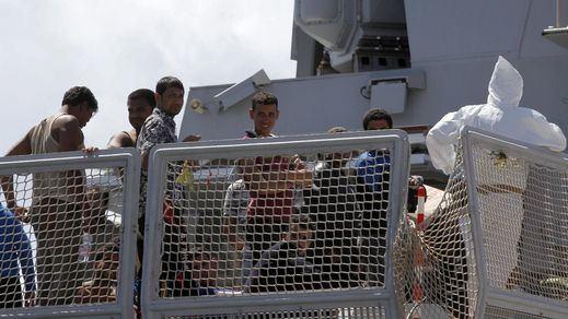 La tragedia del Mediterráneo continúa: 2.700 rescatados y 14 fallecidos en 48 horas
