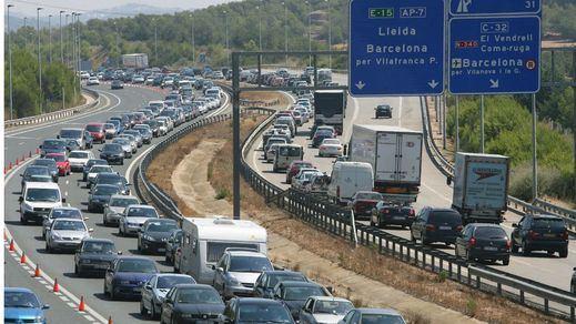 Comienza la segunda fase de la 'operación verano' en las carreteras españolas