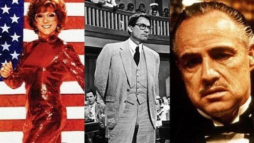 Los actores eligen 'Tootsie' como la mejor película de la historia