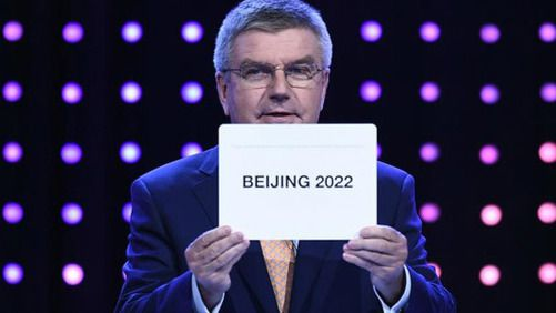 China manda también en el olimpismo: Pekín, sede de los Juegos de Invierno 2022