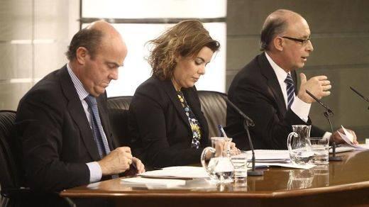 Las vacaciones de Rajoy y sus ministros