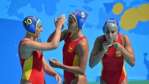 EEUU, duro rival de 'las chicas de oro' de waterpolo para acceder a la semifinal mundialista