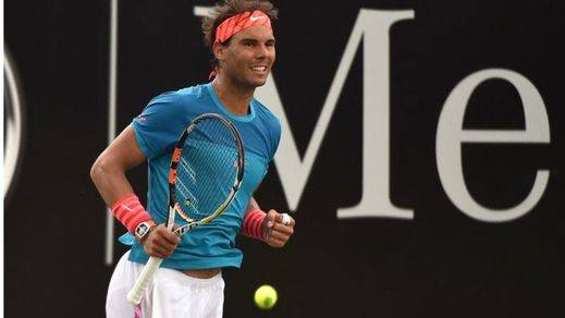 Nadal sube hasta el 9º puesto de la ATP y se acerca a su objetivo de jugar el Masters