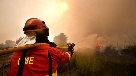 En lo que va de año los incendios ya han arrasado un 40% más de superficie que en 2014