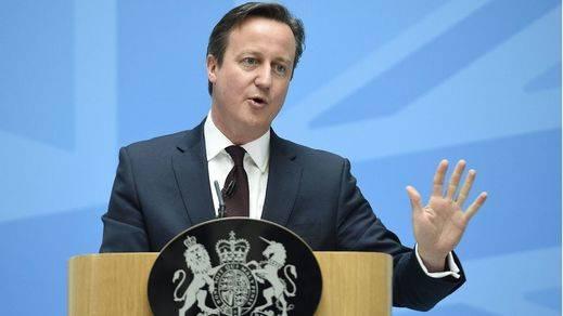 Cameron anuncia duras medidas contra la inmigración en Inglaterra