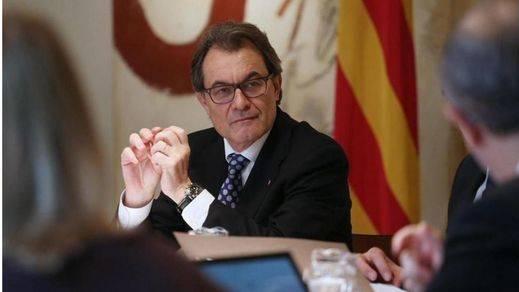 Vox 'busca compañero' a Bárcenas en Soto del Real: el president Artur Mas