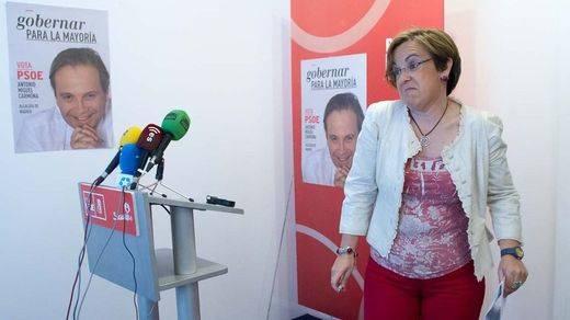 El PSOE madrileño designa a Purificación Causapié como portavoz municipal en sustitución de Carmona