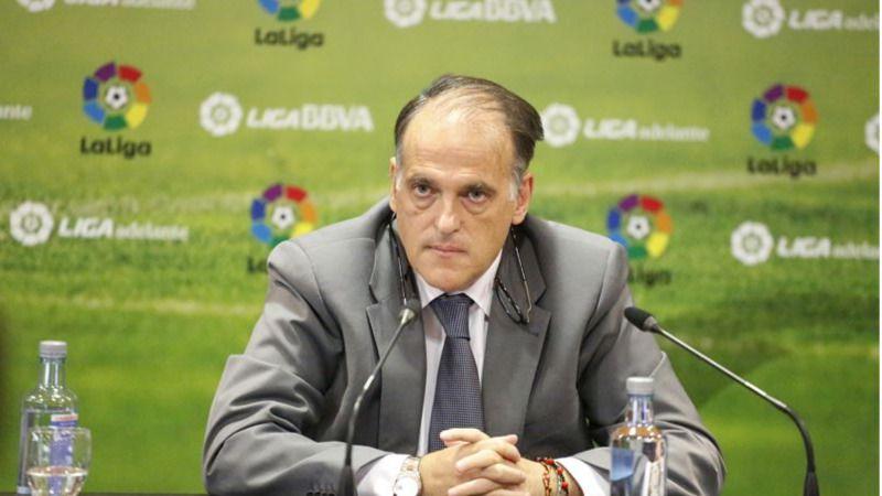 La Liga también lo tiene claro: China es esencial 'para la industria del fútbol'
