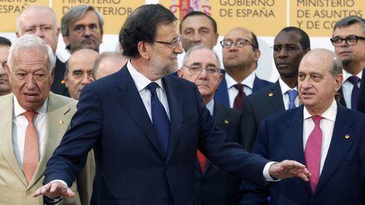 Rajoy ganará 78.966 euros en 2016, un 1% más como todos los funcionarios