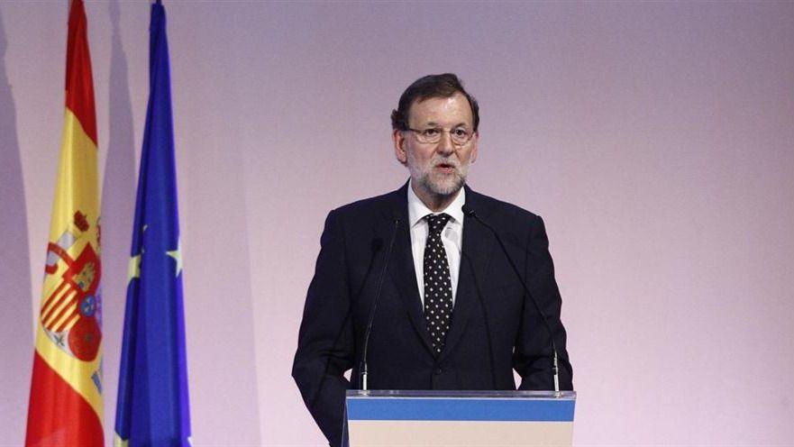 >> Rajoy llama a votar el 27S para poner fin a la discordia:
