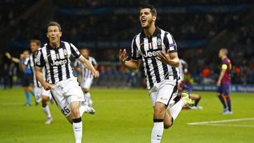 Morata se lesiona para un mes y será baja también con España
