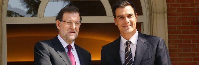 >> Sondeo del CIS: el PP aumenta en más de tres puntos su ventaja sobre el PSOE y los emergentes Podemos y Ciudadanos bajan