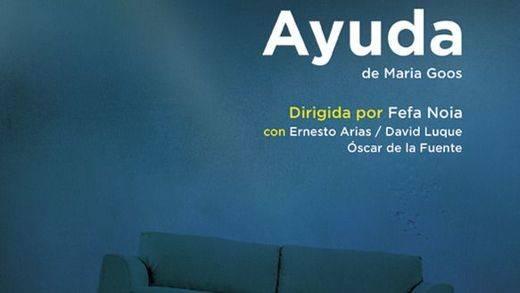 Tragedias de lo cotidiano, en 'Ayuda', de María Goos, en un montaje de Fefa Noia
