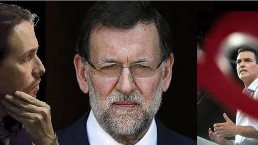 PP y PSOE defienden que el bipartidismo sigue