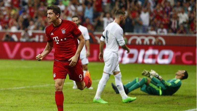 Un Madrid 'descristianizado' no da la talla y cae ante el Bayern (1-0)