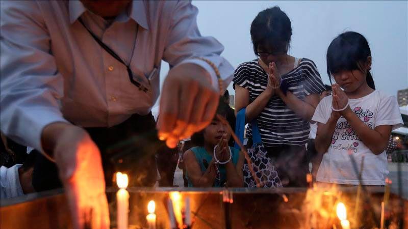 Hiroshima conmemora en silencio los 70 años de su mayor tragedia: la bomba atómica lanzada por EEUU