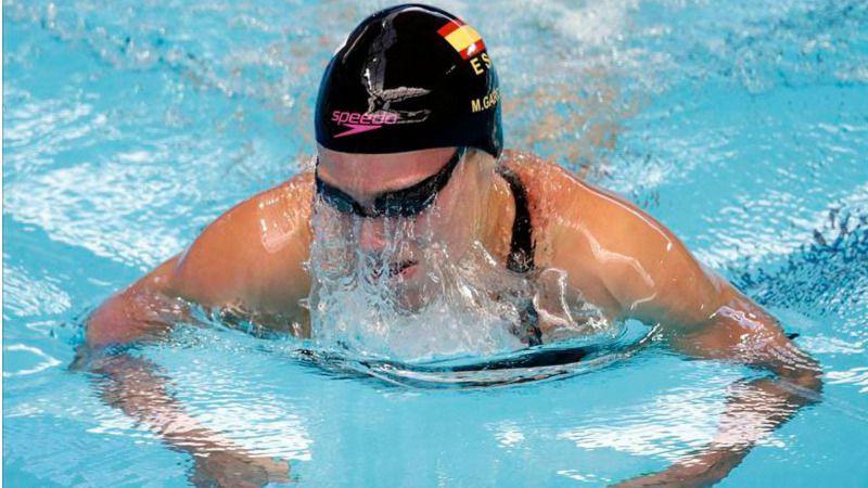 Natación: Jessica y Marina García, a semifinales en 200 braza