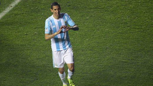 El PSG hace oficial el fichaje de Di María