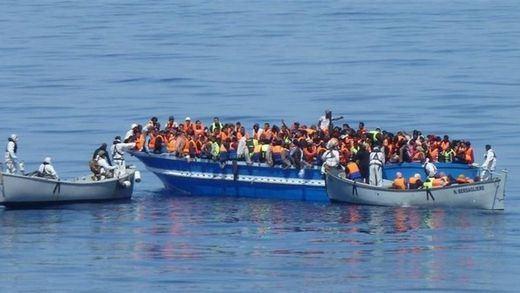 La UE 'se pone seria' ante el drama migratorio: