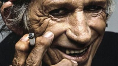 Keith Richards califica de